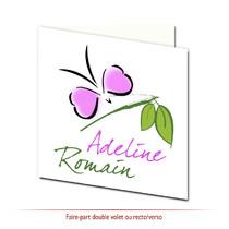 Mariage - Thème Papillon