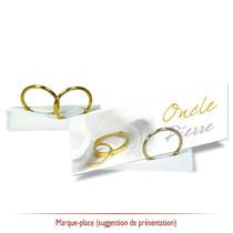 Mariage - Thème Plumes