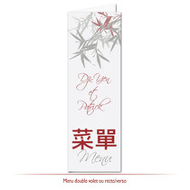 Mariage - Thème Japonais