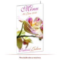 Mariage - Thème Orchidée