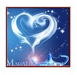 Mariage - thème lampe magique