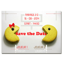 Save the date - Pac Man