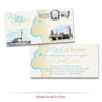 Carnet de voyage Mariage