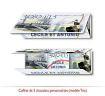 Coffret Chocolats personnalisés