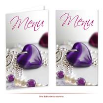 Mariage - Thème Pierres Précieuses