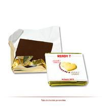 chocolats personnalisés Geek