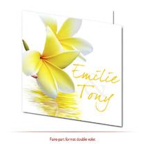 Mariage Fleurs de Tiaré Tahiti