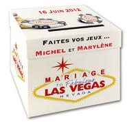 Tirelire de Mariage Las Vegas