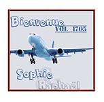 Plan de tables Mariage - Thème Voyage
