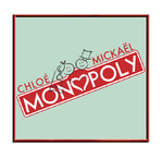 Faire-part Monopoly