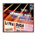 Mariage - Thème Concert Live