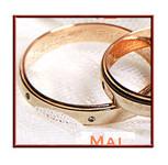 Mariage - Thème Alliances