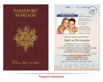 Passeport Mariage