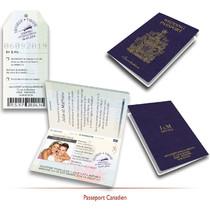Passeport Canadien de Mariage