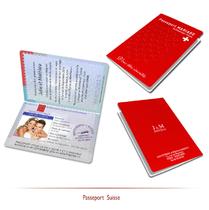 Passeport Suisse de Mariage