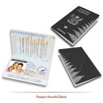 Passeport Nouvelle Zélande de Mariage