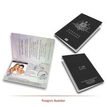 Passeport Australien de Mariage