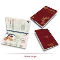 Passeport Portugais de Mariage