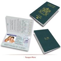 Passeport Maroc de Mariage