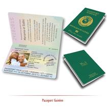Passeport Guinéen de Mariage
