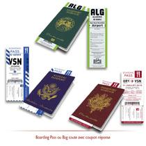 Boarding Pass réponse
