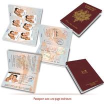 Passeport de Mariage 8 pages