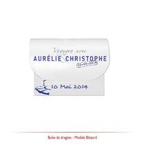Boîte mariage - TGV - EuroStar