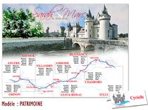 Plan de table - Chateaux de Loire