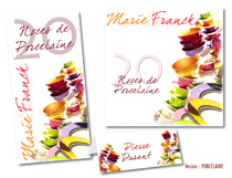 Invitation Noces de Porcelaine 20 ans de Mariage