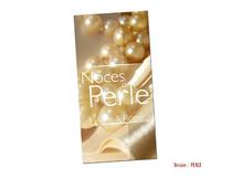 Invitation Noces de Perles 30 ans de Mariage