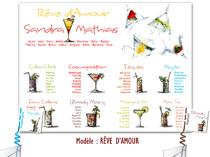 Plan de table - Cocktail