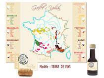 Plan de table - Vin de France