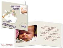 Faire-part Naissance - Babyssimo