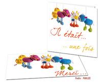 Faire-part Naissance - Mobile
