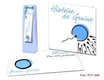 Faire-part Naissance - Petite graine
